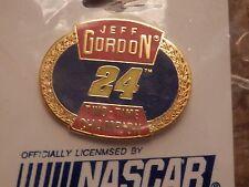 Jeff Gordon - Nascar - Two Time Champion - Collector's Pin / Hat Pin