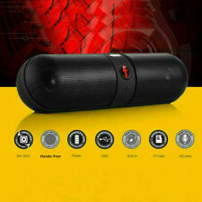 LOUD Bluetooth Wireless Stereo Super Bass Portable Speaker FM/USB Rechargeable