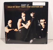 East 17 Hold My Body Tight/ Stay Another Day Vinyl New Sealed