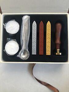Capricorn Wax Envelope Seal Kit