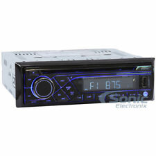 PLANET AUDIO Single DIN Bluetooth MP3/CD/AM/FM Car Stereo | P385UAB
