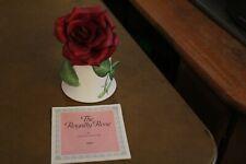 Franklin Mint Jeanne Holgate Royalty Rose