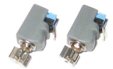 2 X Mini Pager / Cell Phone Vibrating Motor - 3 to 6 V DC - 13mm x 6mm - 1 Gram