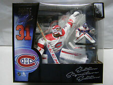 IMPORTS DRAGON NHL CAREY PRICE WHITE MONTREAL CANADIENS SIGN with CERTIFICAT NEW