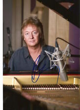Chris Norman autograph English rock singer SMOKIE, In-Person signed photo