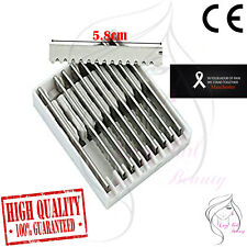 Hairdressing Salon Styling Razor Feather Blades Hair Shaping Compatible x 10