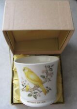 Noritake 1973 Mother'S Day Cup (Mug) - Birds / Limited Edition (First in Series)