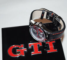 VW Volkswagen GTI MK6 MK7 Automatic Watch Men`s Watch / VW GTI AUSTIN Rim Design