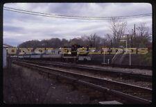 Original Train Slide Kodachrome Metro North ERA Special New York NYC NY RR