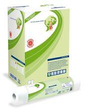 18 rotoli carta lettino massaggio lenzuolino medico batteriostatico 80 m rotolo