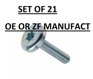 ZF Automatic Transmission Oil Pan Bolt 24 11 7 552 108