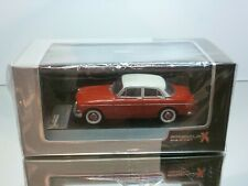 PREMIUM X PRD229 VOLVO AMAZON 120 - 1956 - RED + WHITE 1:43 - EXCELLENT IN BOX