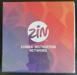 BRAND NEW / SEALED RARE Zin Zumba Instructor Network - We Move The World 2018