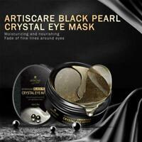 60Pcs/bottle Anti-Wrinkle Dark Circle Collagen Under Eye Pad Patches Mask U6E3