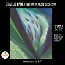 Charlie/Liberation Music Orchestra Haden-Time/LIFE CD NUOVO