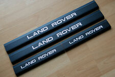 LAND ROVER LR3 - LR4 2005-2016 DOOR SILL COVERS SET OF 4