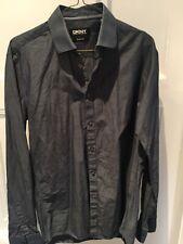 DKNY Mens Shirt 15 1/2 Collar Size