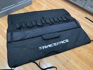 Used RaceFace Tailgate Pad: 61'' Black LG/XL large bike