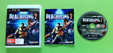 Dead Rising 2 Sony PlayStation 3 - See My Ebay Store For More Games