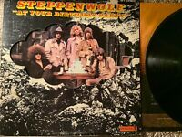 """Steppenwolf Vinyl LP Dunhill Records,1969, DSX-50053, """"At Your Birthday Party"""""""