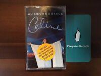 Celine Dion - Au Coeur Du Stade CASSETTE TAPE KOREA EDITION SEALED