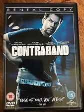 Contraband DVD 2012 Smuggler Crime Thriller Film Movie Rental Version