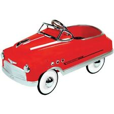 Pedal Car, Comet, Red