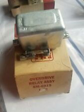 NOS 1949-50 Ford Mercury Overdrive Relay OEM FoMoCo 6v