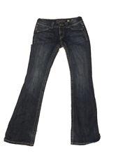 Sz 29x 33 Miss Me Jeans Low Rise Boot Cut JP5347B Jean