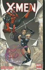 X-Men #1 Medina Gatefold Party Variant SPIDER-MAN Psyclocke MARVEL