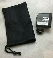 OEM Sony HVL-FDH3 Video Flash Light For Camcorders Perfect Working Pre-Owned