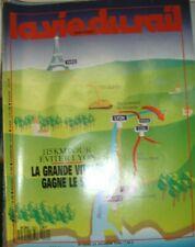 La vie du rail N° 2232 1990 Chemin de fer Train TGV Paris Lyon Montanay SNCF
