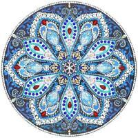 5D DIY Special Shaped Diamond Painting Mandala Cross Stitch Craft Kit Decor