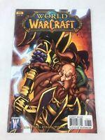 World of Warcraft #8 August 08 Comic Book WildStorm Comics
