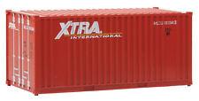 H0 Container 20 Fuß Xtra Leasing Intermodal -- 8018 NEU