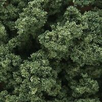 WOODLAND SCENICS ALL SCALE CLUMP FOLIAGE MEDIUM GREEN 1QT   BN   683