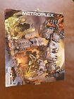 SDCC 2013 Transformers METROPLEX Exclusive/Rare NEW in Box