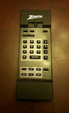 ORIGINAL Zenith TV/VCR Remote Control 24-3218 Vintage Rare