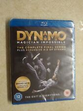 'Dynamo - Magician Impossible: The Complete Final Series' Blu-ray New Sealed