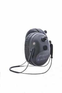 New ProEars Tac Plus Gold Military Grade Hearing Protection and NRR 26 Ear Muffs