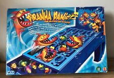 PIRANHA PANIC by MATTEL Choose your Spare Parts Game Pieces Marbles or Full Game