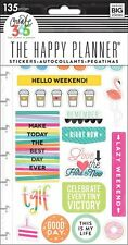 MAMBI The CLASSIC Happy Planner Stickers - TGIF Thank God It's Friday