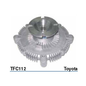 Tru-Flow Fan Clutch TFC112