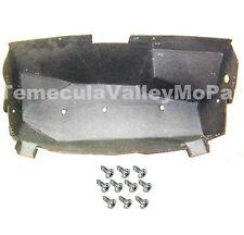 Glovebox w/Mtg Screws for 1969-1970 Chrysler & Imperial