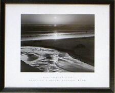 Birds On A Beach Fiat Lux Ansel Adams Art Print Framed