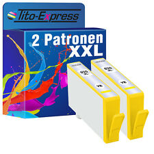2er-Pack Yellow mit Chip ProSerie für HP 920 XL Officejet 6000 Special Edition