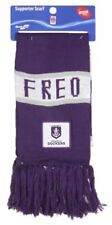 FREMANTLE Dockers AFL Football Bar Scarf 150cm X 20cm