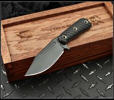 Rmj Tactical Knife 3V Syndicate Ucap Cpm-3V with Kydex Sheath