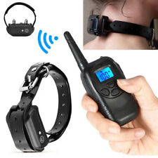 Wireless Remote Control_Electro Shock Leather BDSM Collar_Penis Scrotum Ring CBT