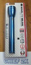 3rd GENERATION MAGLITE 3-C LED Flashlight Blue ML50L Maglight 611 LUMENS